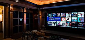 4K 3D Home Cinema & Automation
